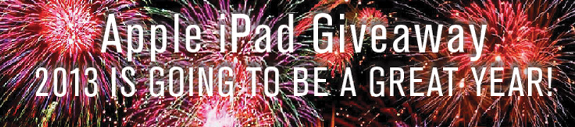 case managers ipad giveaway
